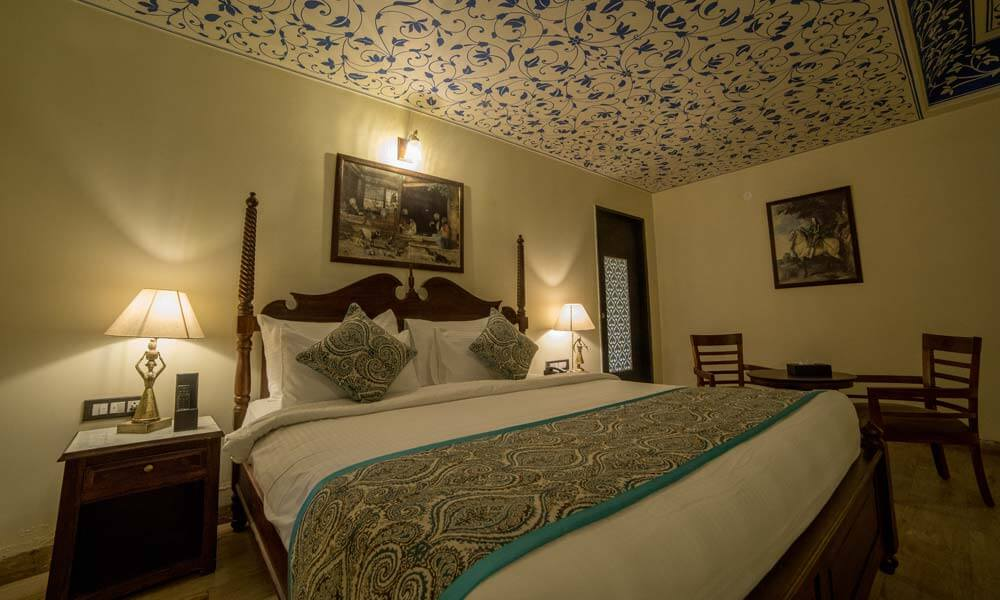 Haveli Room With King Bed