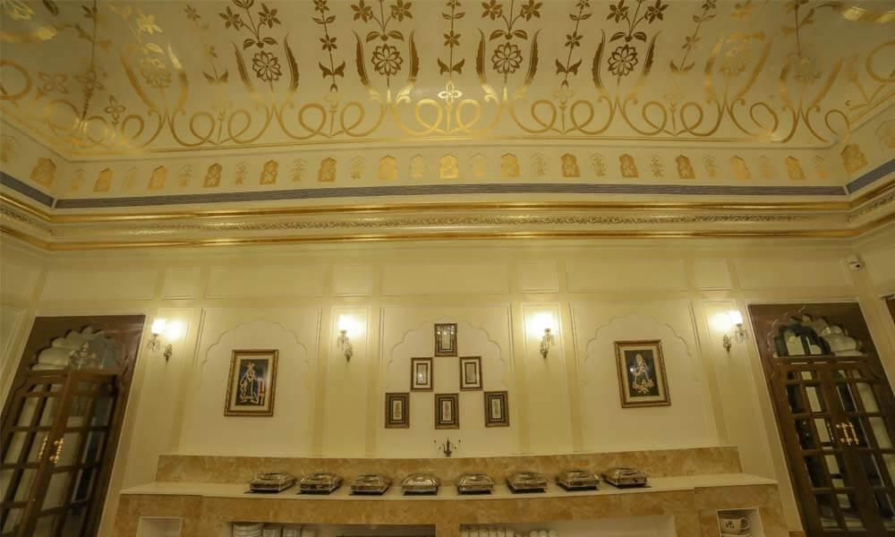 Interior - Vijayran Palace