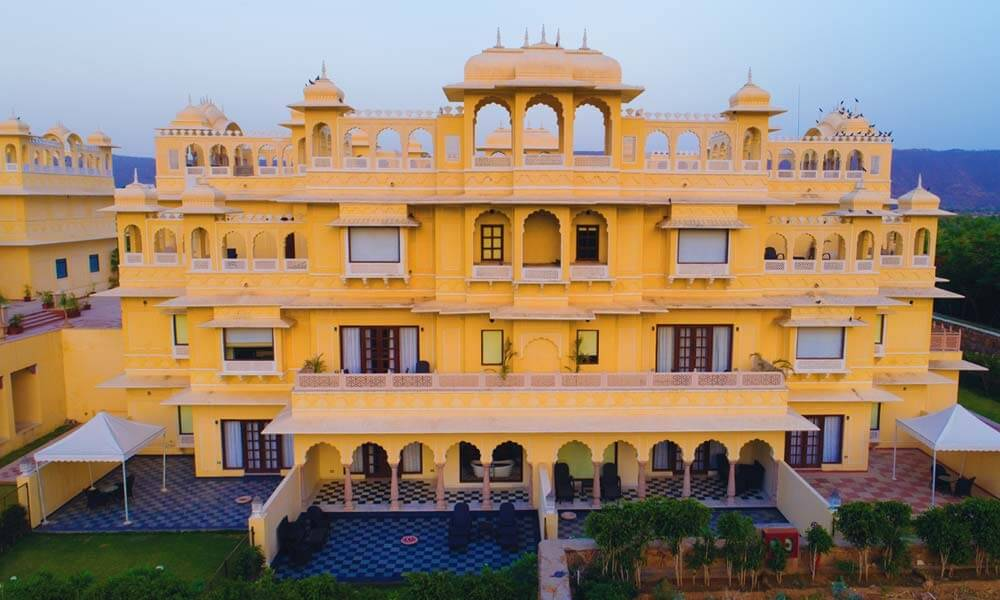 Best Suites for Family Jaipur - Jharokha Haveli