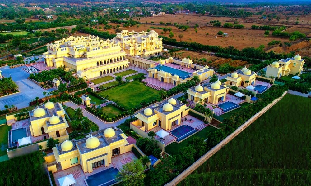 Best Resort in Jaipur - Vijayran Palace
