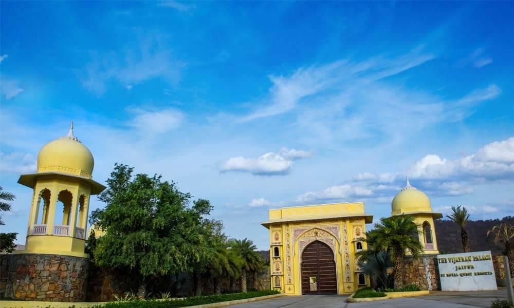 Heritage Resort - Vijayran Palace Jaipur