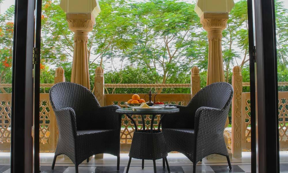 Balcony Haveli Suites