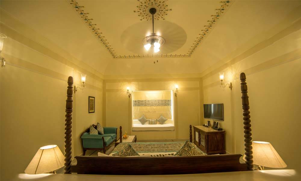 Jhoraka haveli Suites